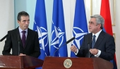 NATO and CSTO are not competitive structures: NATO Secretary General and Armenian President say