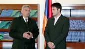 Information Center on NATO in Yerevan granted the National Library of Armenia books