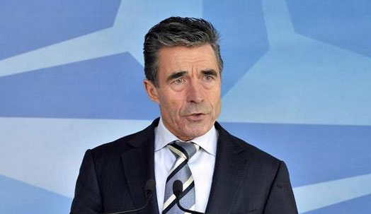 NATO Secretary General concerned about escalation in eastern Ukraine