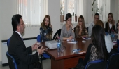 Former Ambassador of Armenia to NATO tells students about North Atlantic Alliance