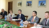 Collaboration with UK and NATO discussed at Defense Ministry