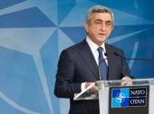 Armenian President to leave for Warsaw