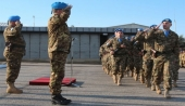 Armenian peacekeepers to stay in Afghanistan