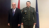 NATO Headquarters mark 25th Anniversary of Armenian Armed Forces