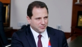 Davit Tonoyan is appointed Armenia's Minister of Emergency Situations
