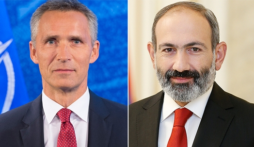 Armenian PM to meet NATO Secretary General in Brussels