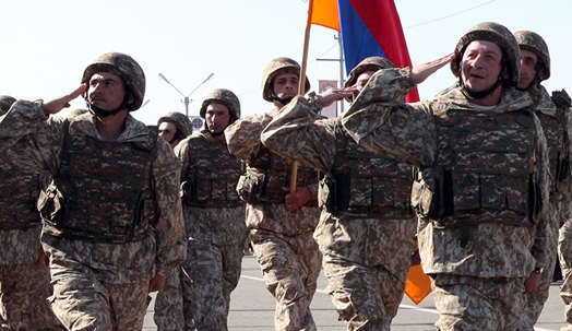 Armenian officers to participate in military exercise in Georgia
