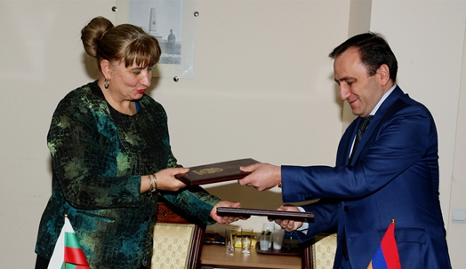 Armenia and Bulgaria agree a 9-event defense program