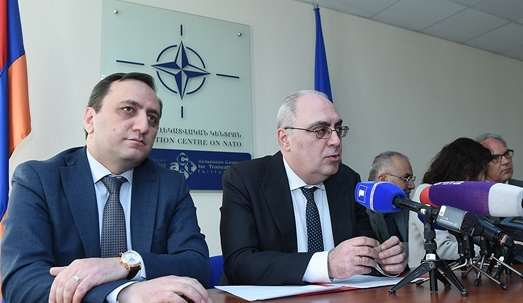 NATO Week kicks off in Armenia