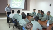 Lectures for the cadets of Armenian Defense Ministry's Military Institute