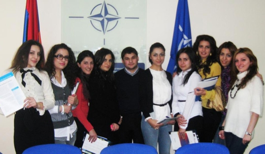 Lectures in Yerevan State University